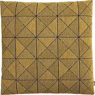 MUUTO Tile Kissen 50x50cm - gelb/50 x 50 cm