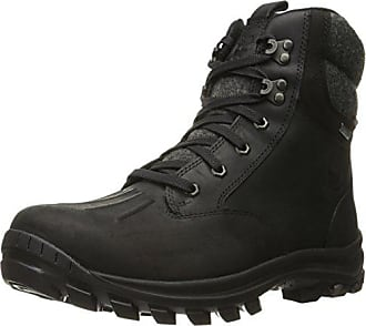 Timberland Mens Chillberg WP Insulated Boot, Black Full-Grain, 9.5 M US