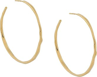 Wouters & Hendrix statement hoop earrings - GOLD