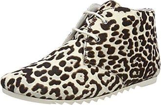 Maruti Ginny hairon Leather, Bottines Femme, Gris (Cheetah White Black ZJ6) 3e396c2ba5e7