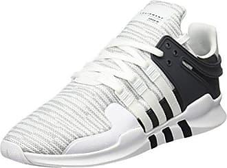 best service 2d025 70cb5 adidas Herren EQT Support ADV Sneakers Weiß FTWR WhiteCore Black, 39 1