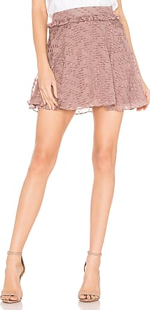 House Of Harlow x REVOLVE Deni Skirt in Mauve