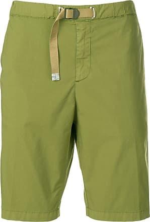 White Sand Short reto com cinto - Verde