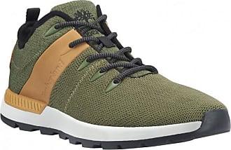 Timberland Sprint Trekker Low Fabric Sneaker für Herren | oliv