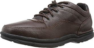 Rockport Mens World Tour Classic,Brown Tumbled Leather,17 M US