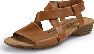 Gabor Sandals Best fitting finish Gabor brown