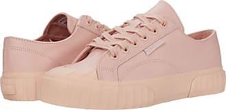 Superga Womens 2630 COWNAPPAU Sneaker, Total Pink, 9.5