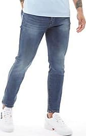 883 Police slim fit jeans with a slightly distressed finish