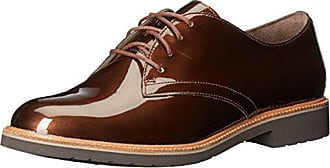 Rockport Womens Total Motion Abelle Laceup Oxford, Bronze Pearl, 9.5 M US