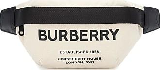 Burberry LL Sonny printed cotton belt bag