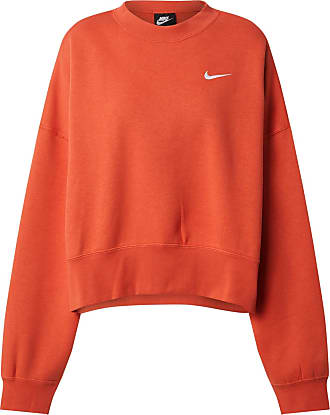 Nike Sweat-shirt Essentials rouge orangé