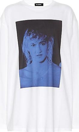 Raf Simons Printed cotton top