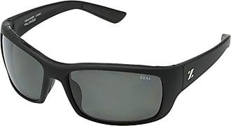 Zeal Optics Tracker (Tactical Black w/Polarized Dark Grey Lens) Sport Sunglasses