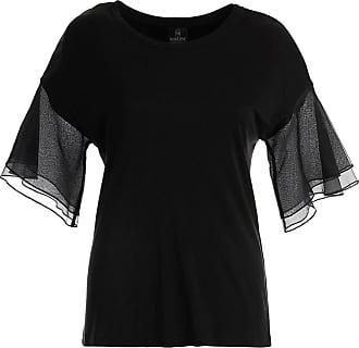 Madeleine Elegantes Shirt in schwarz MADELEINE Gr 34 für Damen. Seide. Waschbar