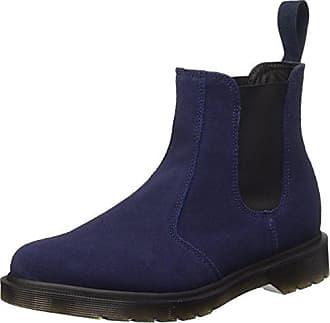 1a9264536954 Dr. Martens 2976 Suede NAVY, Herren Chelsea Boots, Blau (Navy),