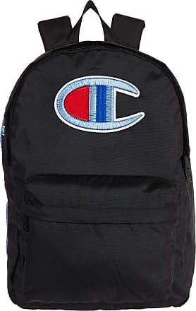 Black//Blue One Size US Champion unisex adult Backpacks