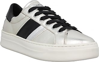 Crime london beat cuir femme white femme | Fanny chaussures
