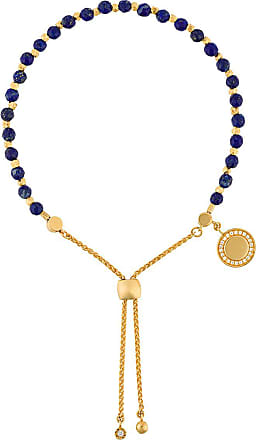 Astley Clarke Pulseira Kula de ouro 18kt - Azul