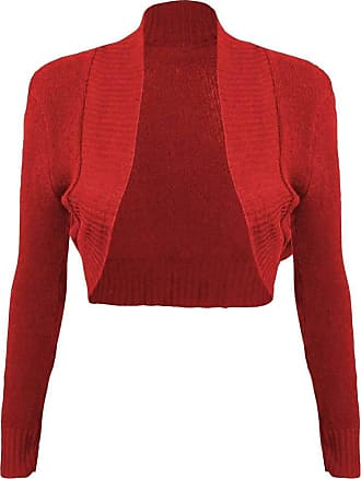 cd4c4646d0d Red Boleros: 233 Products & at £1.59+ | Stylight