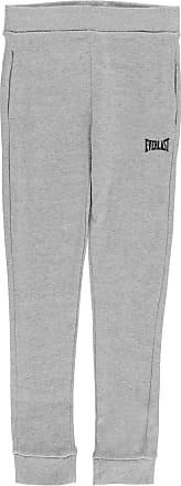 Everlast Mens Drape Jogging Bottoms Jersey Trousers Pants Zip Drawstring