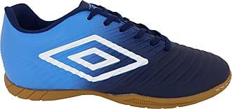 Umbro Chuteira Futsal Umbro Fifty III Masculino - Azul/Marinho