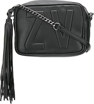 Zadig & Voltaire oversized tassel bag - Black