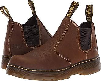 Dr. Martens Hardie Chelsea (Whiskey Pit Quarter) Mens Boots