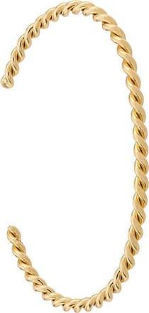 Isabel Lennse Bracelete retorcido - Dourado