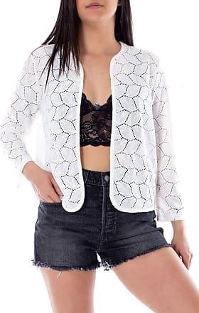 Jacqueline de Yong Womens Jdytag 7/8 Cardigan JRS Noos Sweater, Cloud Dancer, M