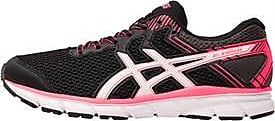 Asics lace up neutral running shoes with EVA midsole and rearfoot GEL cushioning for maximum comfort