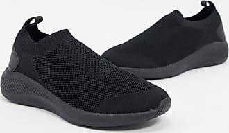 Black Asos Slip-On Shoes: Shop up to