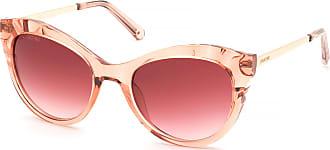 Swarovski óculos De Sol, Rosa Sk0151 72t