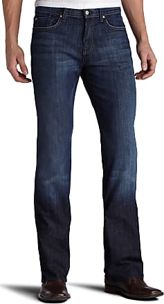 7 For All Mankind Mens Austyn Relaxed Fit Straight Leg Pant Jeans, Los Angeles, 36W x 36L