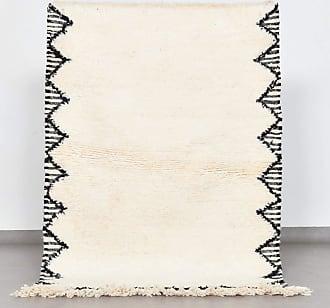 Benisouk Beni Ourain rug 3.4 x 4.9 ft