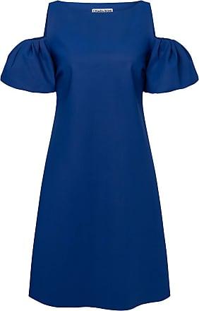 La Petite Robe Di Chiara Boni Iagda Cocktailkleid (Blau) - Damen