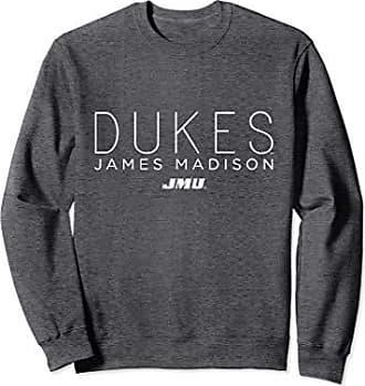 Venley James Madison JMU Dukes Womens NCAA Sweatshirt 65U-JMU