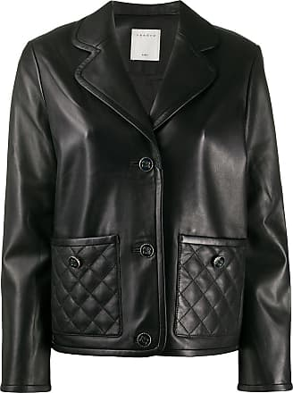Sandro Shanon jacket - Black
