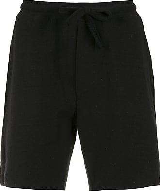 Osklen sweat shorts - Black