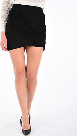 Saint Laurent Virgin Wool Mini Skirt size 40