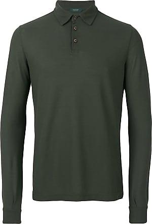 Zanone Camisa polo - Verde