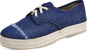 Luma Ventura Tênis Luma Ventura Belle Jeans Azul