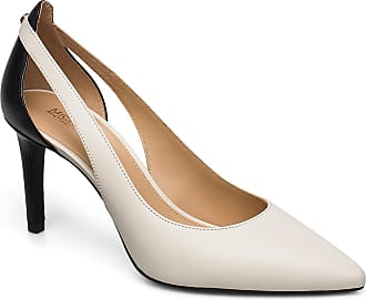 Michael Kors Cersei Flex Mid Shoes Heels Pumps Classic Creme Michael Kors Shoes