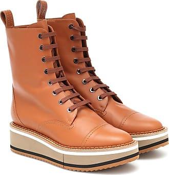 Robert Clergerie Ankle Boots British aus Leder