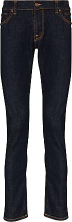 Nudie Jeans Calça jeans skinny Terry - Azul