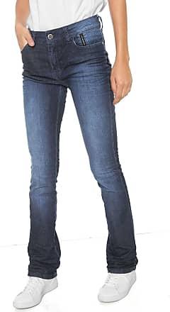 1ed6b945e Ellus Calça Jeans Ellus 2ND Floor Bootcut Anna Azul