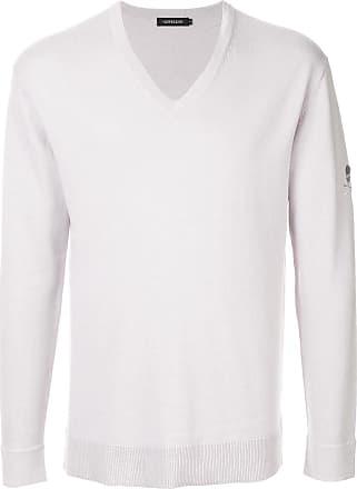 Loveless Suéter slim com mangas longas - Cinza