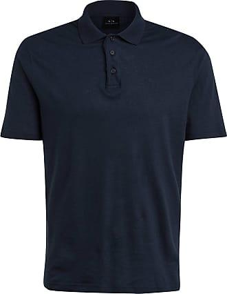 A|X Armani Exchange Poloshirt - DUNKELBLAU
