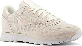 65f285198009c Reebok Baskets Classic Leather Woven - REEBOK - Beige