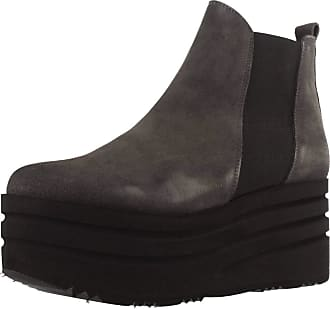 Yellow Womens Boots, Farbe Grey, Marke, Modell 82904 gris (GRIS)