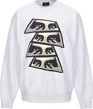 Obey Sweater Obey Font BlackWhite